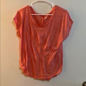Coral/Pink T-shirt
